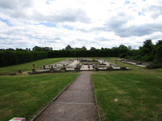 Vieux, Francia: The Forum site