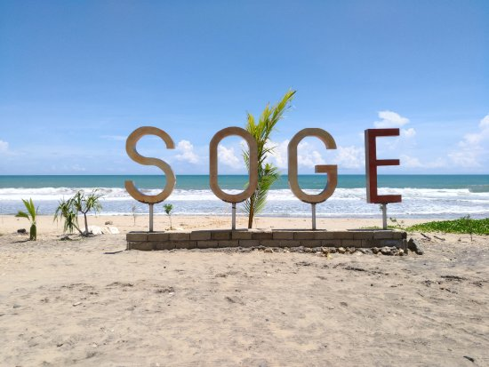 Hasil gambar untuk PANTAI SOGE