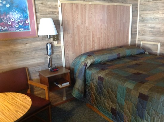 Vindel Motel : Very clean and comfortable!