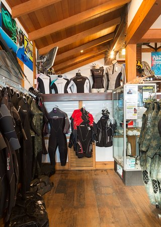 Whitianga, New Zealand: Scuba divers and free divers are catered for