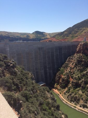 Fort Smith, MT: Yellowtail Dam