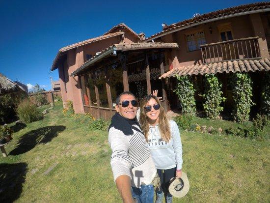 La Casa de Barro Lodge & Restaurant: Gracias Antonio! Nos hospedamos en julio, muy lindo y relajante este hotel, tiene un diseño andi