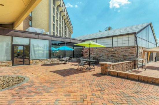 Earth City, MO: Guest Patio