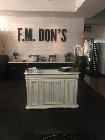 F.M. Don's