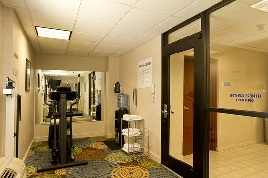 Holiday Inn Express Winchester South: Fitness Center
