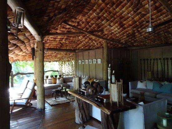 Bilde fra andBeyond Lake Manyara Tree Lodge