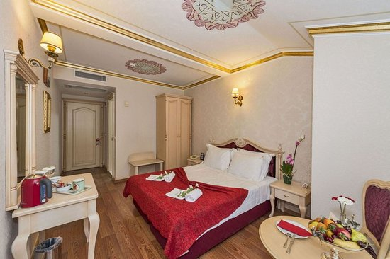 Amiral Palace Hotel: Standard Double Room