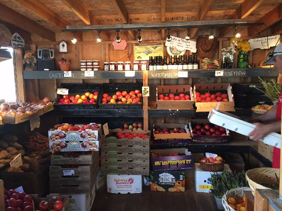 Richards Farmstand: Apples Galore