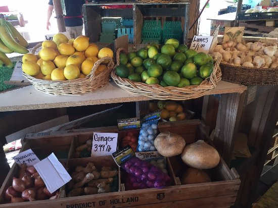 Richards Farmstand: Super inexpensive Lemons & Limes