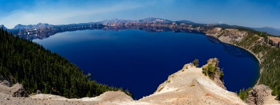 Crater Lake Wild Fire Picture Of Crater Lake National Park - 10 cool landmarks in crater lake national park