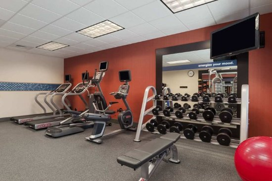Hampton Inn & Suites- San Luis Obispo: Fitness Center