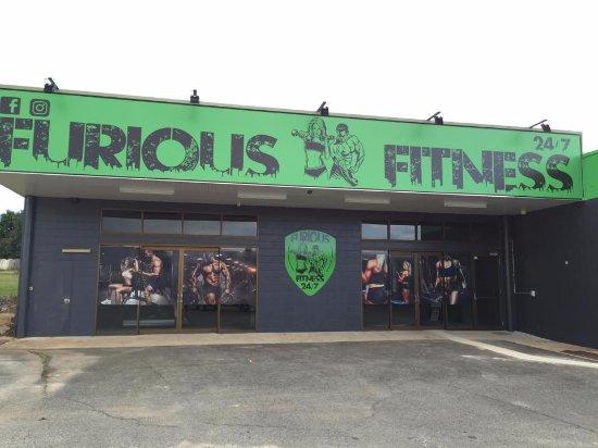 Furious Fitness Atherton