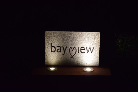 Bay View Point: Bay View restaurant..
