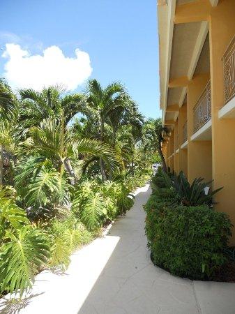Hampton Inn Key Largo: Private Balcony or Patios