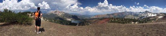 Mammoth Crest Trail: At the peak
