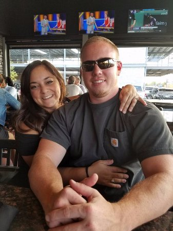 Canton, MI: Our son Seth and his wife Ashley