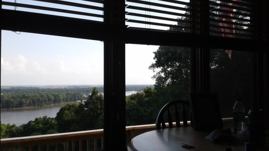 Tara Point Inn and Cottages: The view.