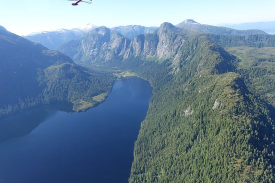 Island Wings Air Service: Another beautiful view