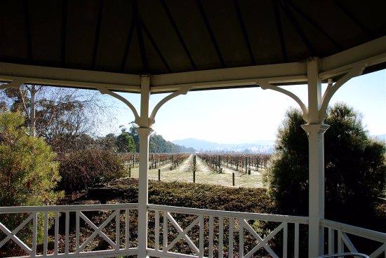 Dixons Creek, Αυστραλία: Mandala Wines site bandstand