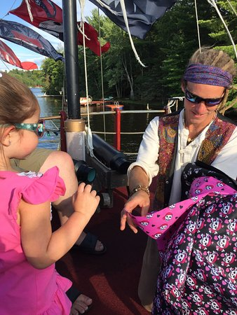 Eagle River, WI: Pirates Hideaway