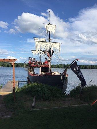 Ποταμός Eagle, Ουισκόνσιν: Pirates Hideaway