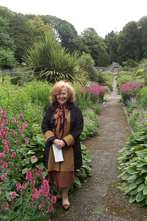 Ballantrae, UK: In the walled gardens.