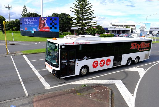 SkyBus Auckland Airport Express