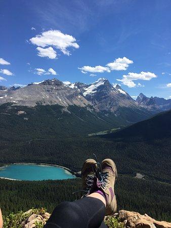 Tough but great views