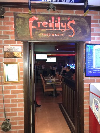 Freddy's Restrobar