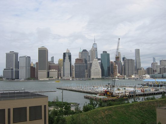 View Of Manhattan From Brooklyn Bridge Picture Of Free
