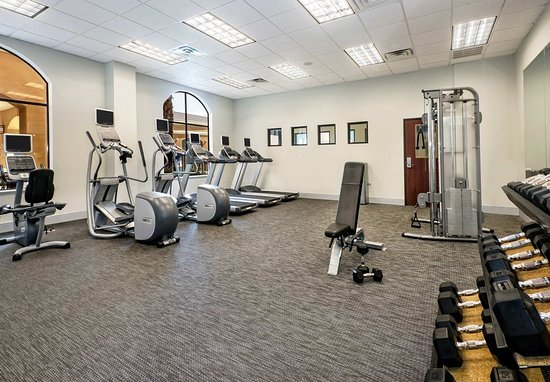 Courtyard San Antonio SeaWorldR/Westover Hills: Fitness Center
