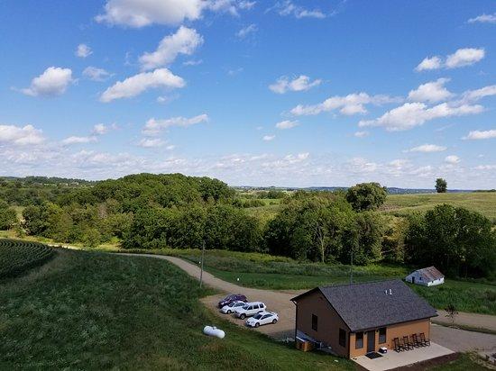 Elizabeth, IL: Long Hollow Canopy Tours