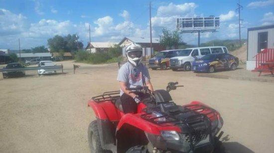 Arizona Outdoor Fun: ATV tour ready to roll!