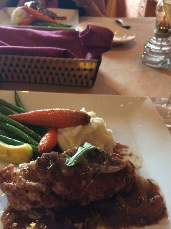 Chef Patrick's: Chicken D'oignon Confit