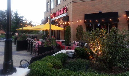 Park Ridge, IL: more of the outdoor patio