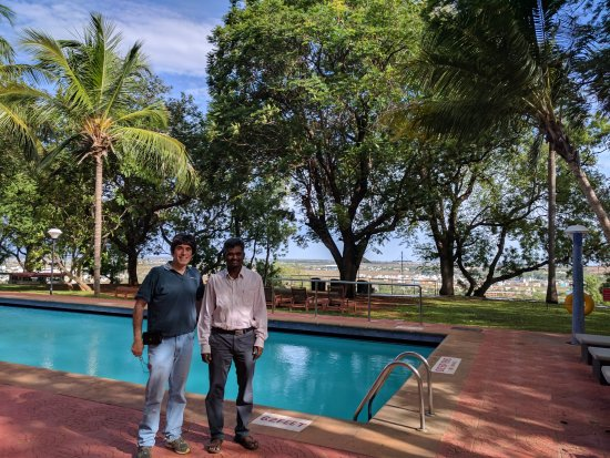 The Gateway Hotel Pasumalai Madurai : Nice pool!