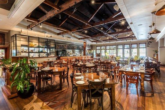 Smokehouse Restaurant Brisbane