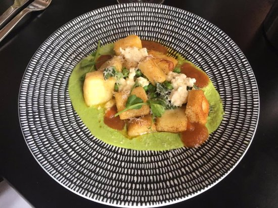 Ringwood, Australia: overdone gnocchi - main meal size with only 9 pieces on the plate