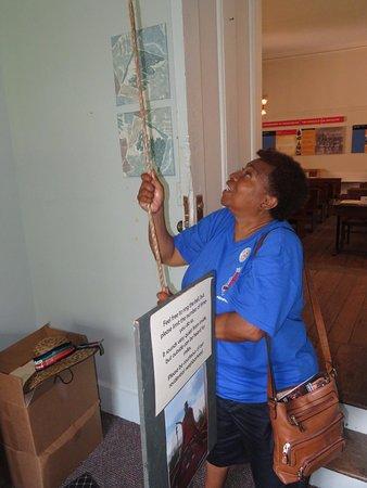 Massie Heritage Center: Ringing the School Bell