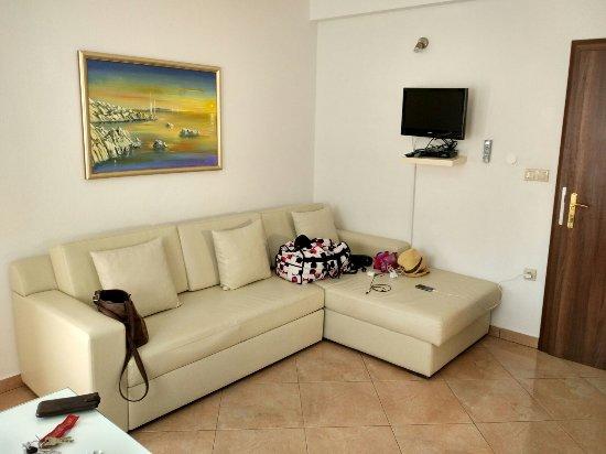 Villa Queen Wohnzimmer Mit Couch