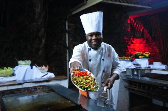 Speke Hotel: Mangolian Dinner