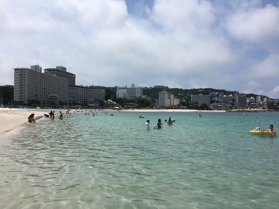 Shirahama Beach 사진