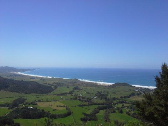 Whangarei, Nueva Zelanda: Oceans Beach & Kauri Mountain