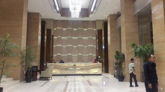 Lobby Hotel Picture Of Hotel Grandhika Iskandarsyah Jakarta Tripadvisor