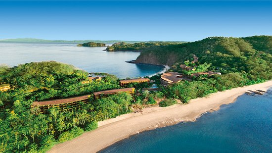 Four Seasons Resort Costa Rica at Peninsula Papagayo: COS Aerial