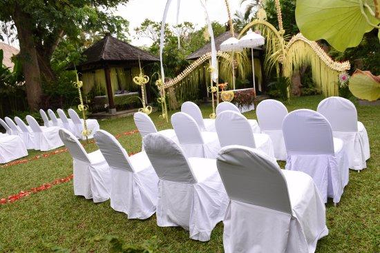 The Pavilions Bali - Wedding Ceremony
