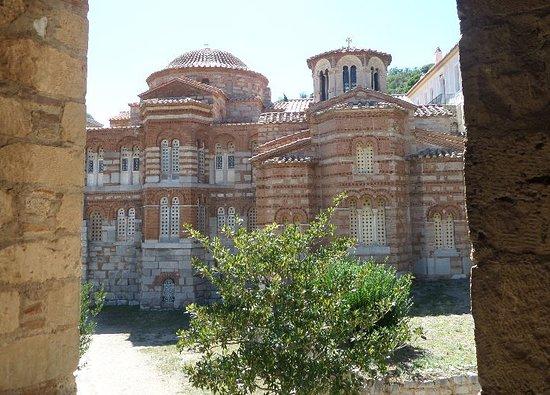monastère Osios Loukas (Distomo Grèce)