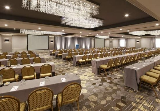 San Mateo, Kaliforniya: Convene Ballroom – Classroom Setup