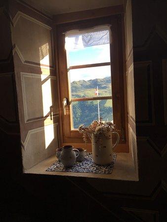 Saint-Luc, Schweiz: Hotel Weisshorn