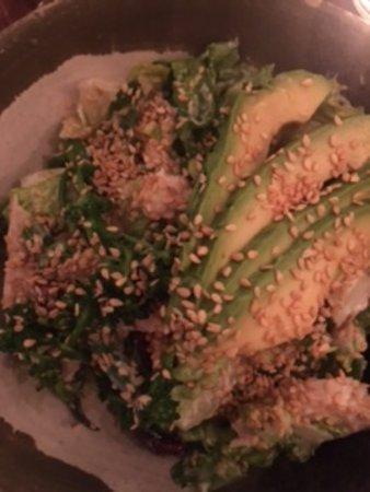 Clarkes Bar And Dining Room Salad